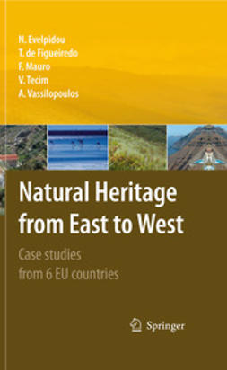 Evelpidou, Niki - Natural Heritage from East to West, ebook