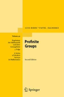 Ribes, Luis - Profinite Groups, ebook