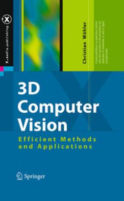 Wöhler, Christian - 3D Computer Vision, ebook