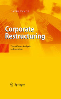 Vance, David - Corporate Restructuring, ebook