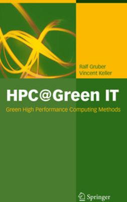 Gruber, Ralf - HPC@Green IT, ebook