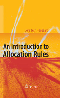 Hougaard, Jens Leth - An Introduction to Allocation Rules, ebook