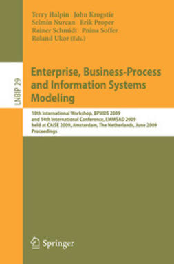 Halpin, Terry - Enterprise, Business-Process and Information Systems Modeling, e-bok