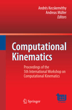 Kecskeméthy, Andrés - Computational Kinematics, ebook