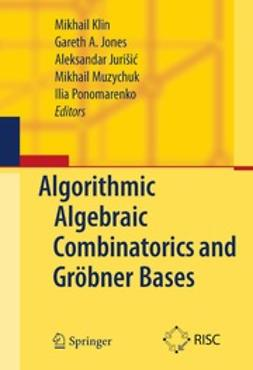 - Algorithmic Algebraic Combinatorics and Gröbner Bases, ebook