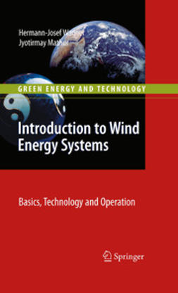 Wagner, Hermann-Josef - Introduction to Wind Energy Systems, ebook