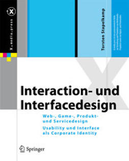 Stapelkamp, Torsten - Interaction- und Interfacedesign, ebook