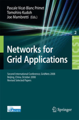 Primet, Pascale Vicat-Blanc - Networks for Grid Applications, ebook