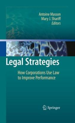 Masson, Antoine - Legal Strategies, ebook