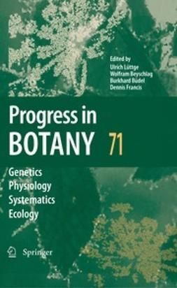 Lüttge, Ulrich E. - Progress in Botany, Vol. 71, ebook