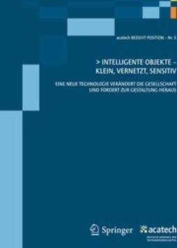- Intelligente Objekte — Klein, Vernetzt, Sensitiv, ebook