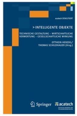 Herzog, Otthein - Intelligente Objekte, ebook