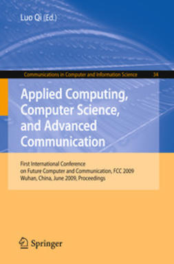 Qi, Luo - Applied Computing, Computer Science, and Advanced Communication, ebook