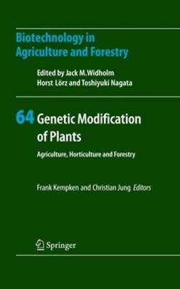 Kempken, Frank - Genetic Modification of Plants, ebook