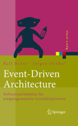 Bruns, Ralf - Event-Driven Architecture, e-bok