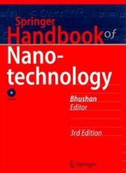 Bhushan, Bharat - Springer Handbook of Nanotechnology, e-bok