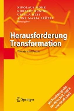 Mohr, Nikolaus - Herausforderung Transformation, ebook
