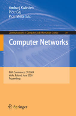 Gaj, Piotr - Computer Networks, ebook