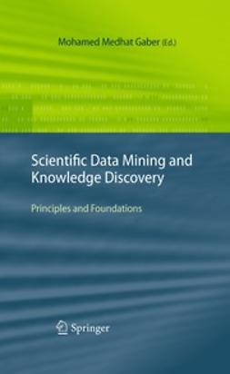 Scientific Data Mining and Knowledge Discovery