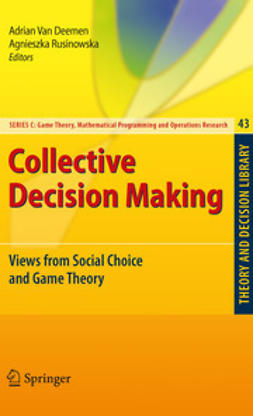 Deemen, Adrian Van - Collective Decision Making, ebook