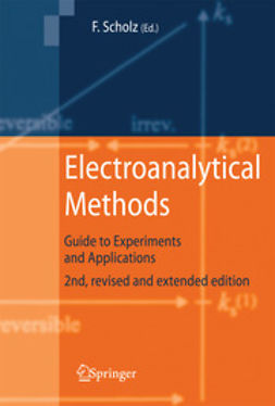 Scholz, Fritz - Electroanalytical Methods, ebook