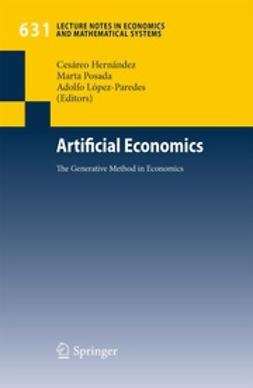 Hernández, Cesáreo - Artificial Economics, ebook