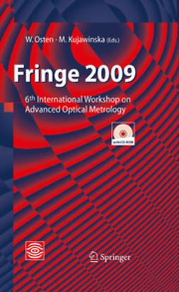Osten, Wolfgang - Fringe 2009, ebook