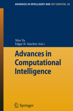 Yu, Wen - Advances in Computational Intelligence, ebook
