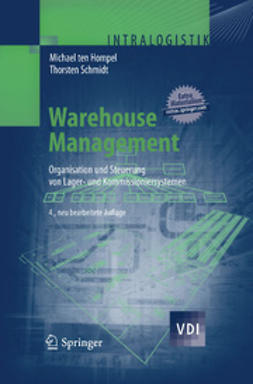 Hompel, Michael - Warehouse Management, ebook