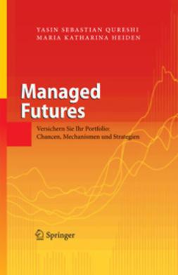 Qureshi, Yasin Sebastian - Managed Futures, e-kirja