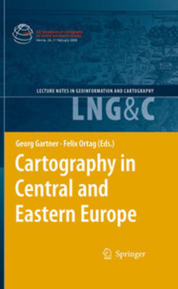 Gartner, Georg - Cartography in Central and Eastern Europe, e-bok