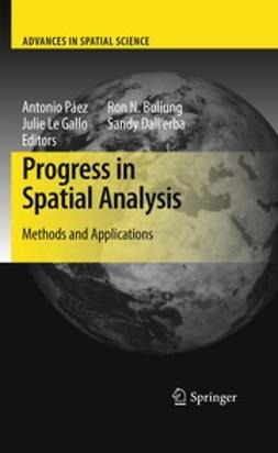Páez, Antonio - Progress in Spatial Analysis, ebook