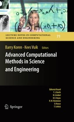 Koren, Barry - Advanced Computational Methods in Science and Engineering, ebook