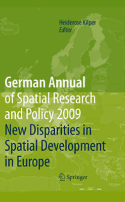Kilper, Heiderose - German Annual of Spatial Research and Policy 2009, ebook