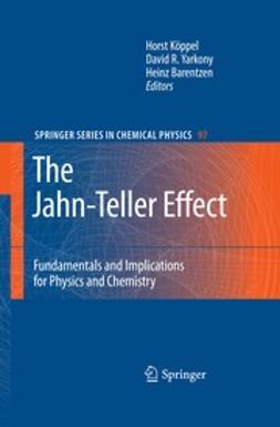 Köppel, Horst - The Jahn-Teller Effect, ebook