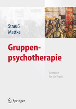 Strauß, Bernhard - Gruppenpsychotherapie, ebook