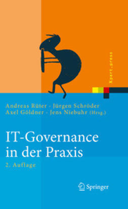 Rüter, Andreas - IT-Governance in der Praxis, ebook