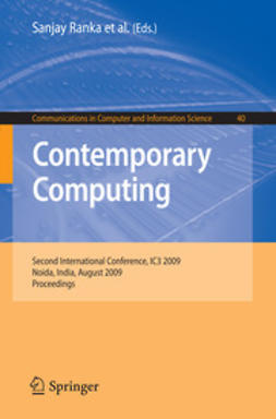 Aluru, Srinivas - Contemporary Computing, e-kirja