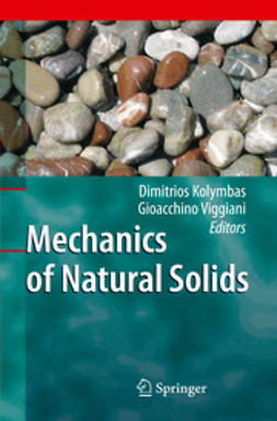 Kolymbas, Dimitrios - Mechanics of Natural Solids, ebook