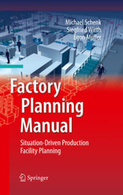 Schenk, Michael - Factory Planning Manual, e-kirja