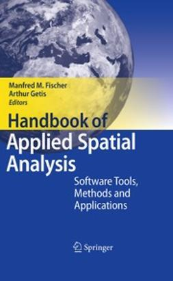 Fischer, Manfred M. - Handbook of Applied Spatial Analysis, ebook
