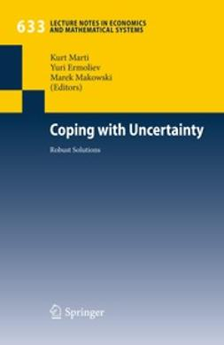 Marti, Kurt - Coping with Uncertainty, e-bok