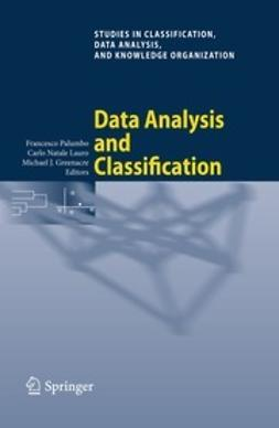 Palumbo, Francesco - Data Analysis and Classification, ebook