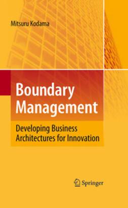 Kodama, Mitsuru - Boundary Management, e-bok