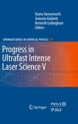 Yamanouchi, Kaoru - Progress in Ultrafast Intense Laser Science, ebook