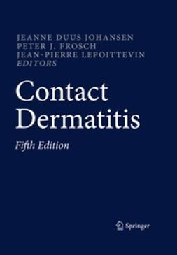 Johansen, Jeanne Duus - Contact Dermatitis, ebook