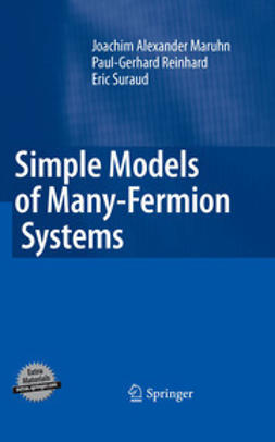 Maruhn, Joachim Alexander - Simple Models of Many-Fermion Systems, ebook