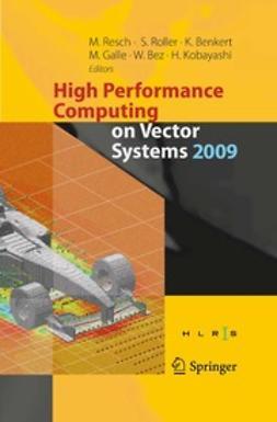 Resch, Michael - High Performance Computing on Vector Systems 2009, e-bok