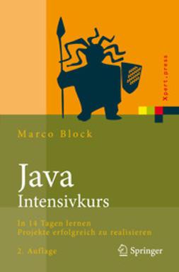 Block, Marco - Java-Intensivkurs, ebook