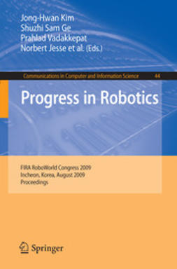 Ahlgren, David - Progress in Robotics, ebook